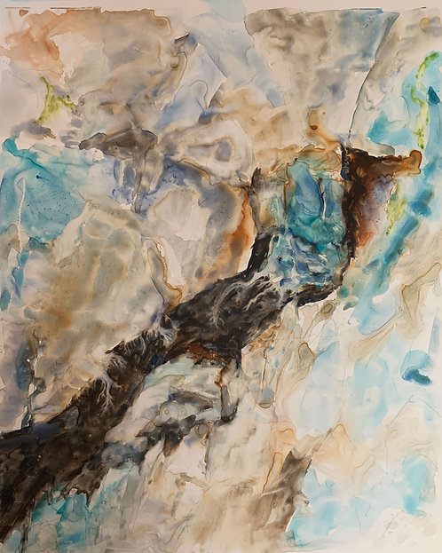 Sharon Weir: The Cave