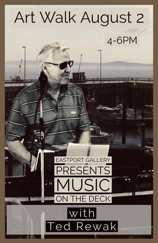Music on the Deck with Ted Rewak.JPG