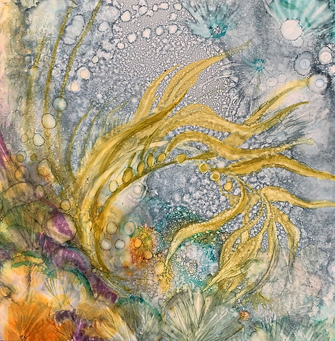 Jennifer Maffett: Scallops with Kelp