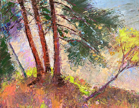 Whispering Pines by Alice Chen