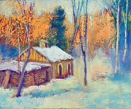 Maple Farm by Alice Chen