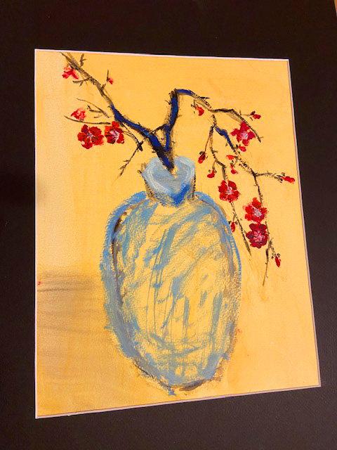 Alice Chen: Plum Blossom