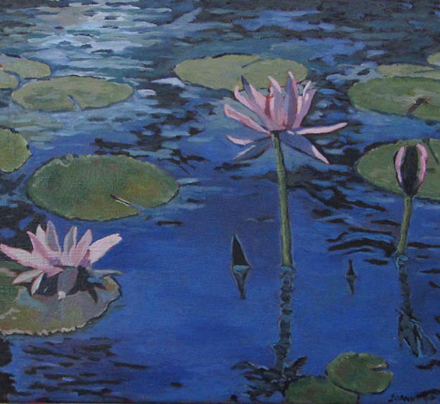 Lily and Lotus
