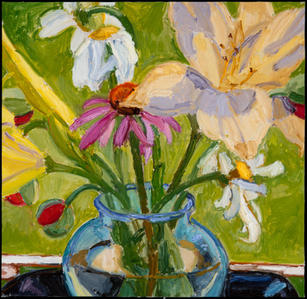 """""""Mixed Flowers #1"""" by Sharon Yates"""