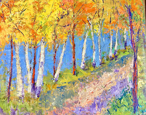 Alice Chen: Autumn Path