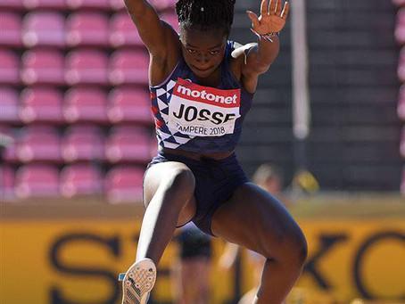 MaskOff avec Victoria Josse X Le triple saut est une discipline magique X