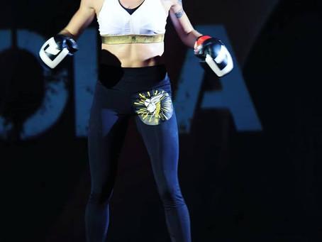 MaskOff avec Emma Gongora X Je souhaiterai combattre pour un titre mondial X