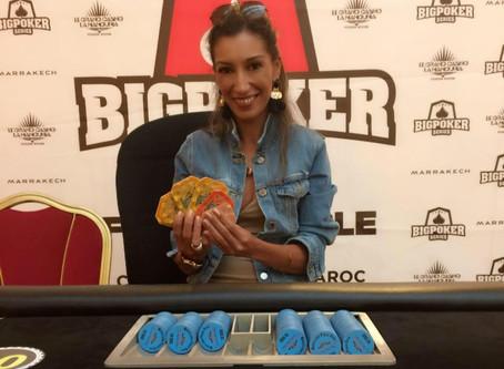 MaskOff avec Angélique Inoubli x Oui le poker peut-être considéré comme un sport X