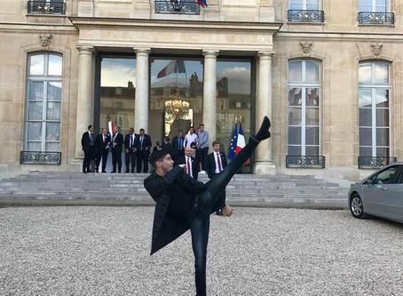 Mask Off avec Kyliann Bonnet X Les JO 2020 : un rêve de gosse X