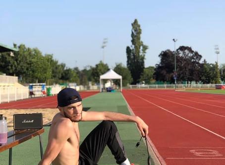 Team AS K.B : Aux universiades l'objectif sera de faire un podium