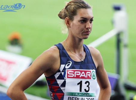 MaskOff avec Esther Turpin X Je veux rivaliser avec les meilleurs heptathlonniennes mondiales X