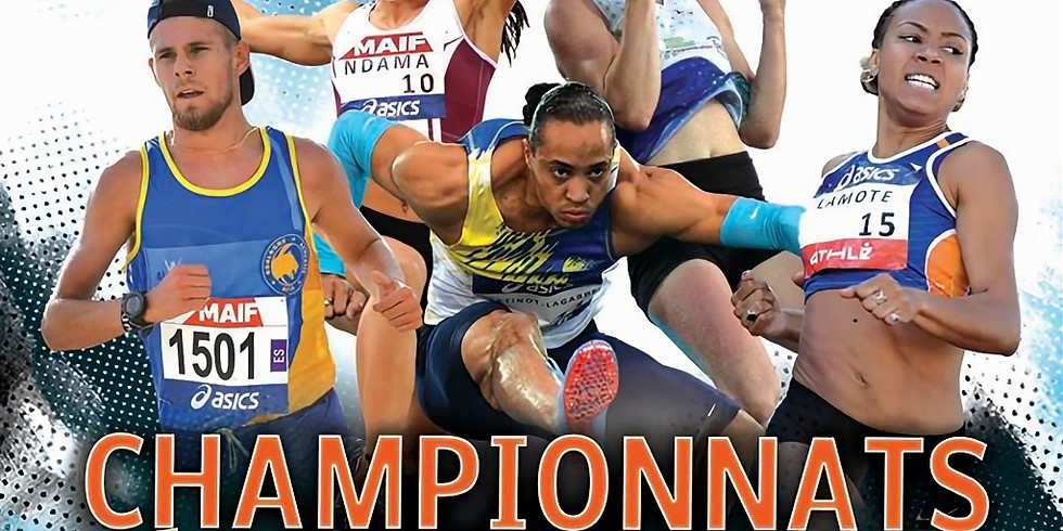Championnat de France Elite d'Athlétisme en Salle