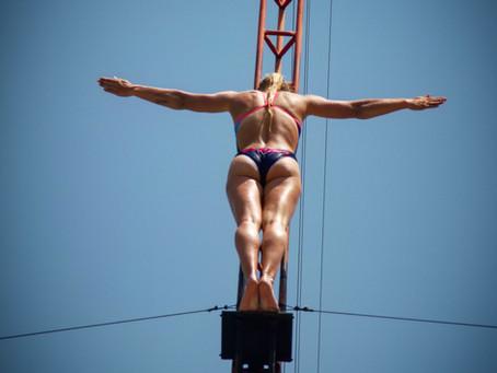 Charlotte Hertzog : La sensation de voler est indescriptible