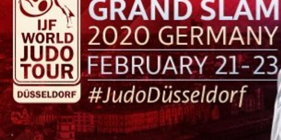 Grand Slam de Judo Dusseldorf 2020