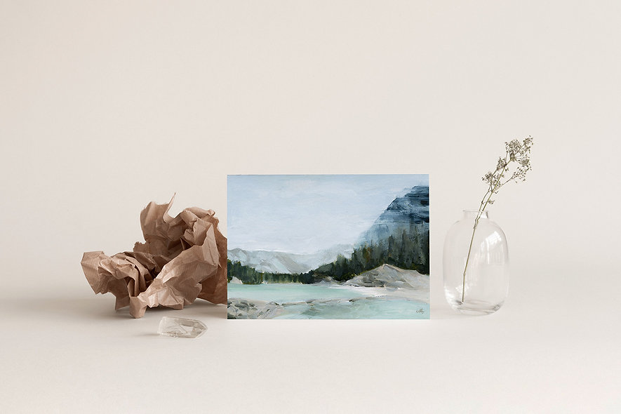 """""""Slow Summers by the River"""" 