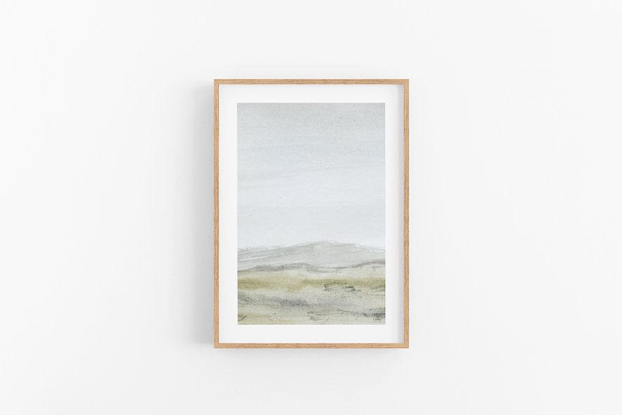 Stillness - No.1 |  A VerticalPrint