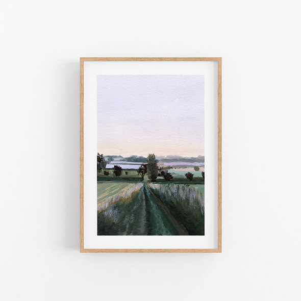 Lead the Way   A Vertical Print