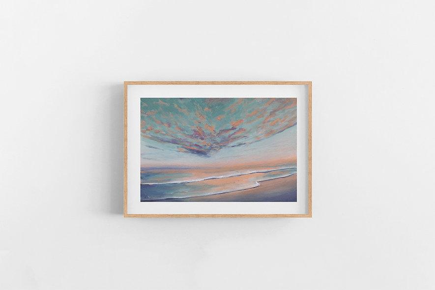 "12 / 18     ""It's a New Day"" Landscape Original"