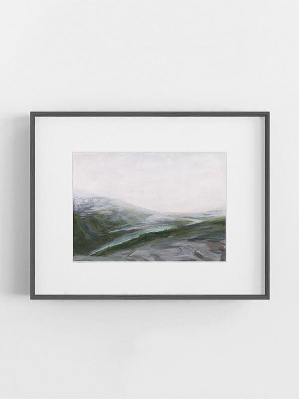 Clarissa-Mae-Art-From-My-Memories-of-Peyto-Lake-Dark-frame.jpg