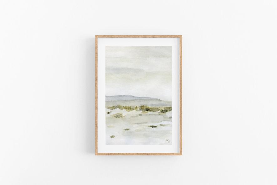 Shifting - No. 1   |   A Vertical Print