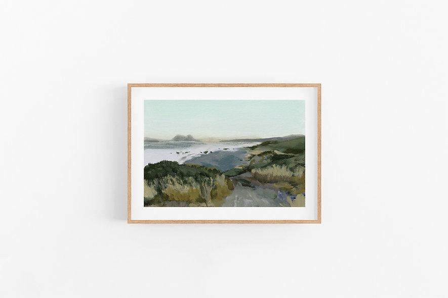 "1 / 18  |  ""A Lucid Dream"" Landscape Original"