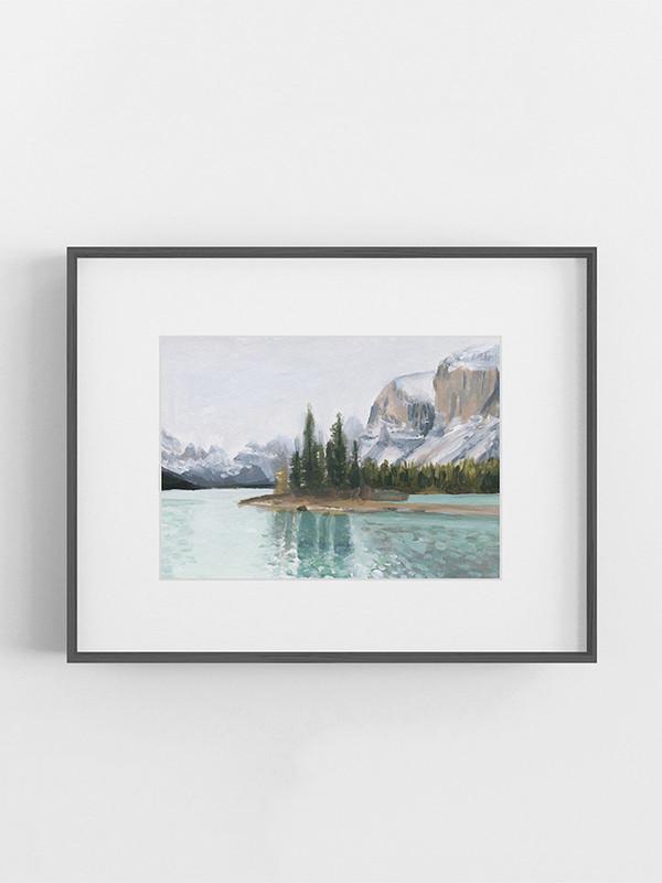 Clarissa-Mae-Art-Spirit-Island-Dark-frame.jpg