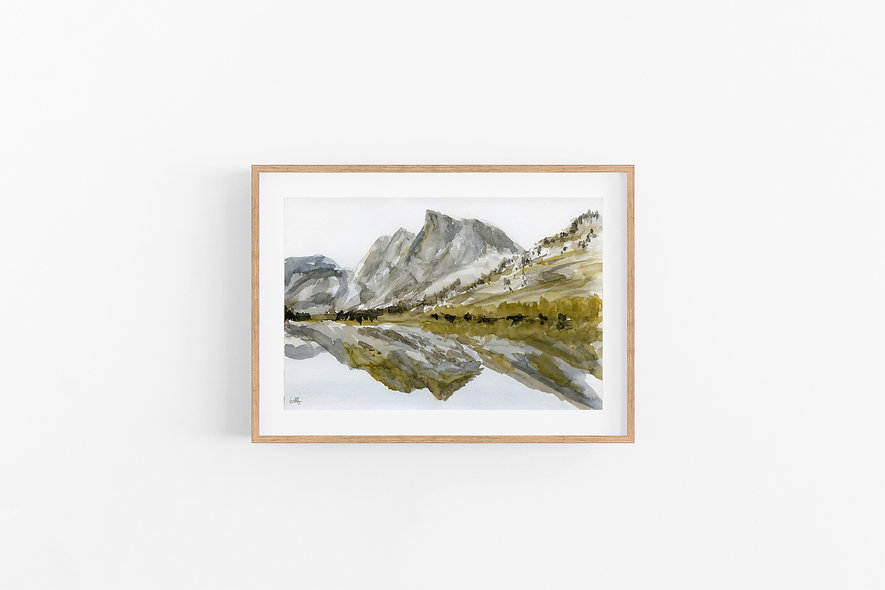 Grounded Resilience - No.2  |  A Horizontal Print