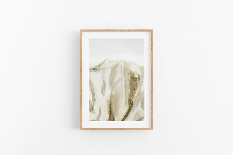 You can only go up - No. 1   |   A Vertical Print