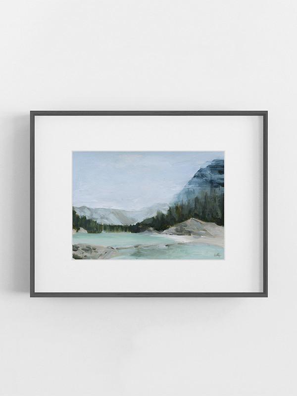 Clarissa-Mae-Art-Slow-Summers-by-the-River-Dark-frame..jpg