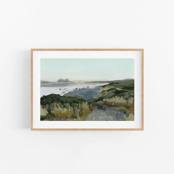 A Lucid Dream | A Horizontal Print