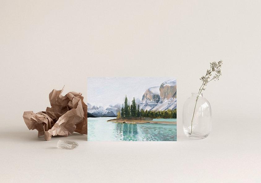 """Spirit Island"" Horizontal Landscape"