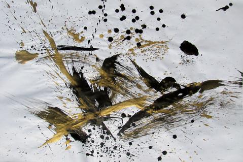 Goldene Meteorit