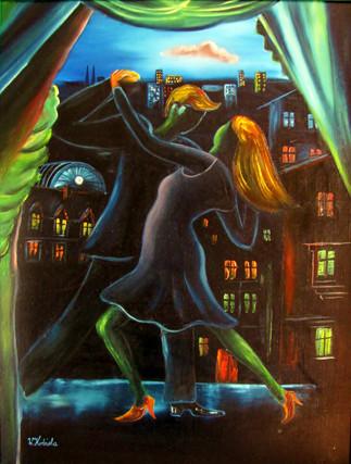 Und sie tanzen die ganze Nacht