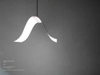 'Paper Landscape Light' small