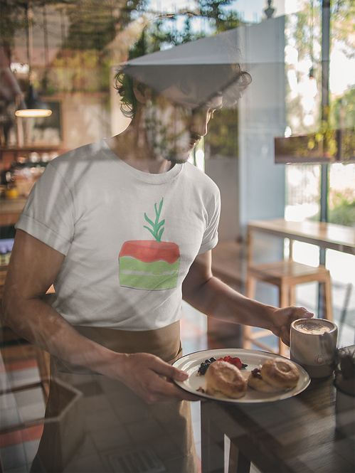 Tee-rrines 'tomate concombre'