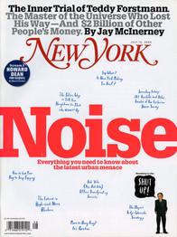 NEW YORK MAGAZINE 2004