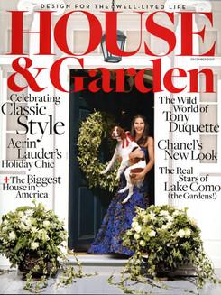 HOUSE & GARDEN 2007