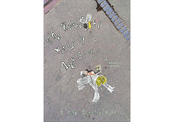 The Wonderful World of Icky Spills: A City Drawing Book
