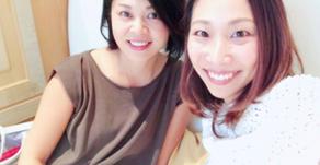 パーソナルセッション:健康美人コーチ櫻井夕希子様のご感想