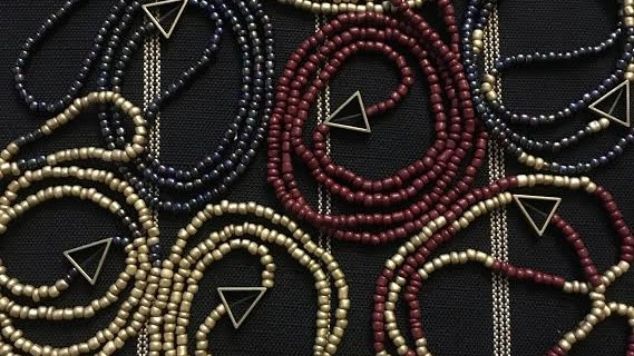 Sacral Love Belly & Waist Beads (single)