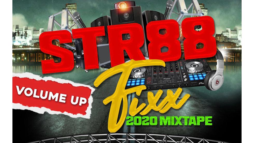 Str88 Fix Vol. Up Dancehall May 2020