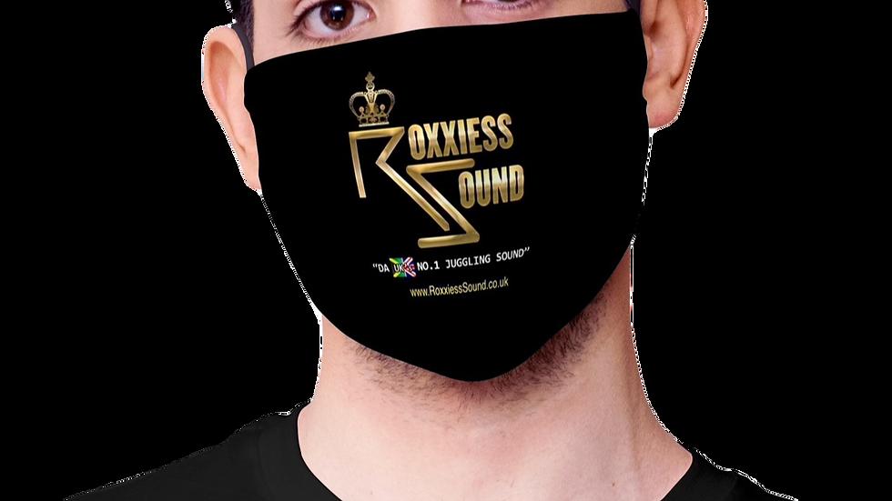 Roxxiess Face Mask 2020 (Centre Logo)