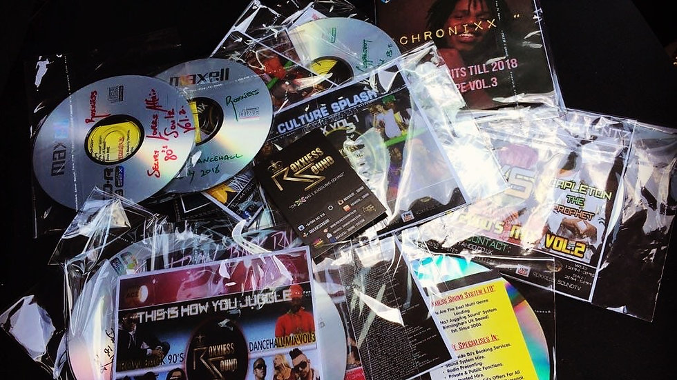 Large CD Package