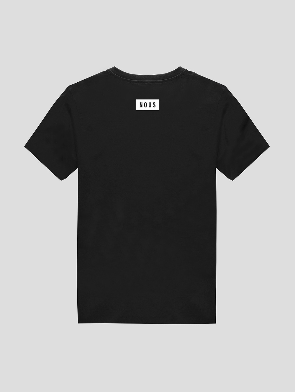 Black t-shirt as cause of allergic skin reactions