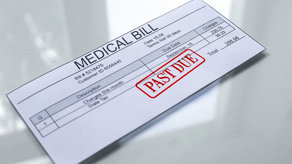 Can bankruptcy help rid me of my medical bills?