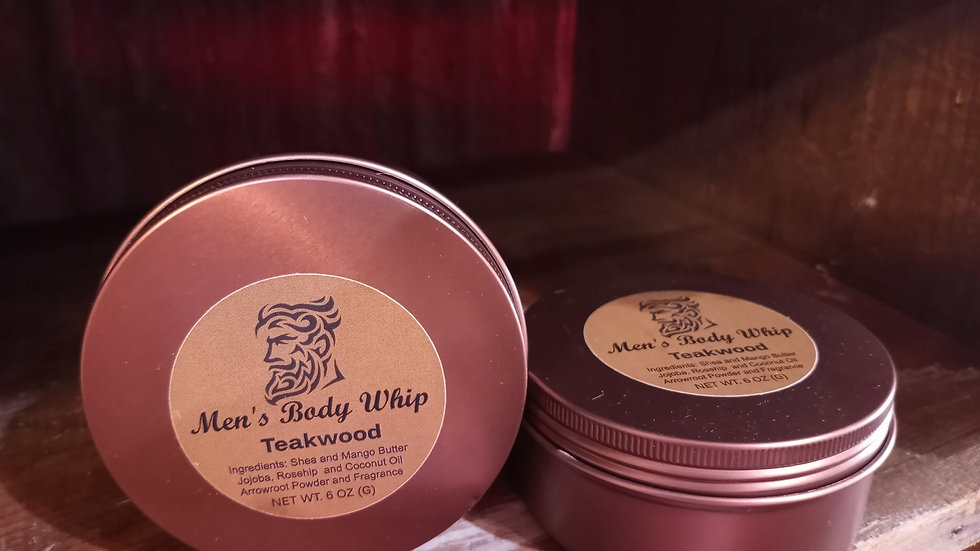 Men's Organic Body Whip