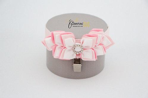 White, spanish pink  & lavender pink