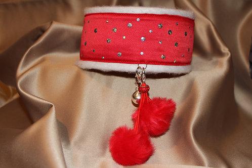 Christmas collar 3