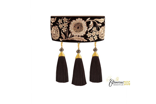 Hannover collar with tassels