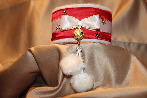 Christmas collar 4